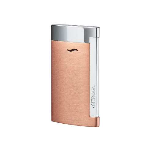 Slim 7 Torch Flame Brushed Pink Copper