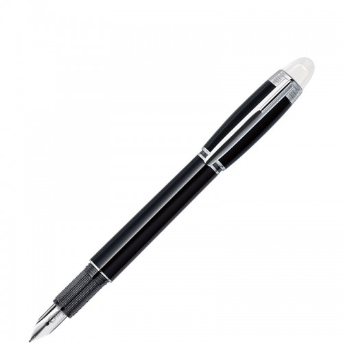 StarWalker Platinum Resin Fountain Pen