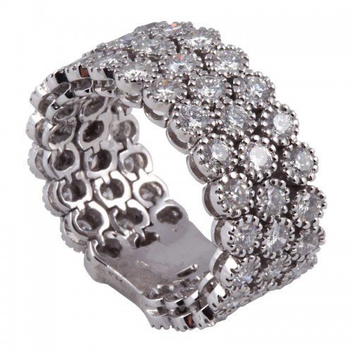 Flexible Eternity Ring