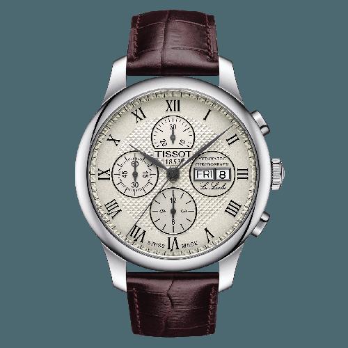 Tissot Le Locle Valjoux Chronograph