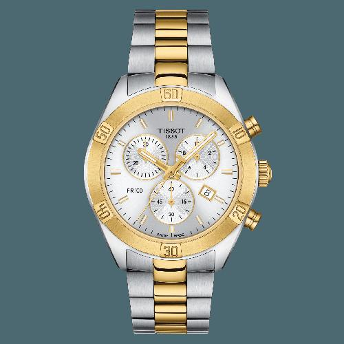 Tissot PR 100 Sport Chic Chronograph