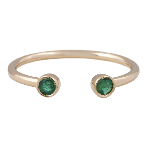 Emeralds Ring