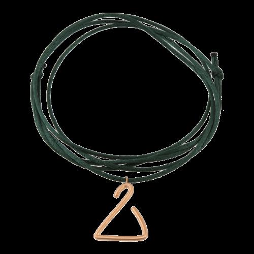 Trigonaki Pendant
