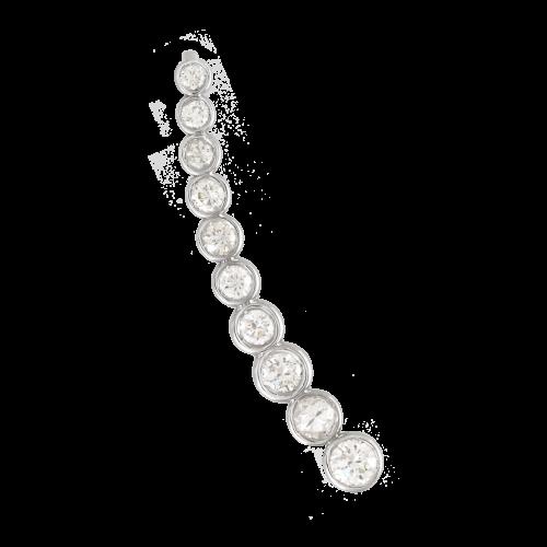 Dégradé Diamonds Earring